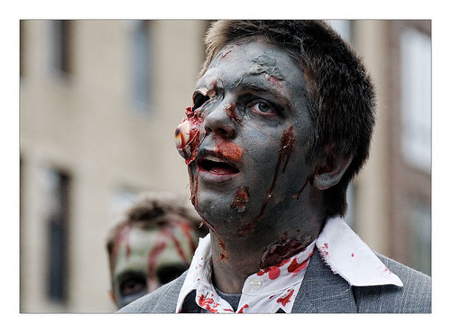 Zombies  Montral